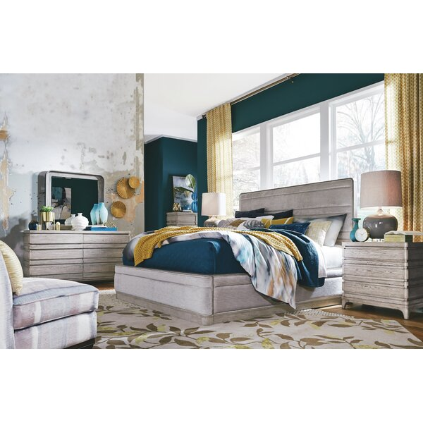 Pacifica Standard Configurable Bedroom Set by Gracie Oaks