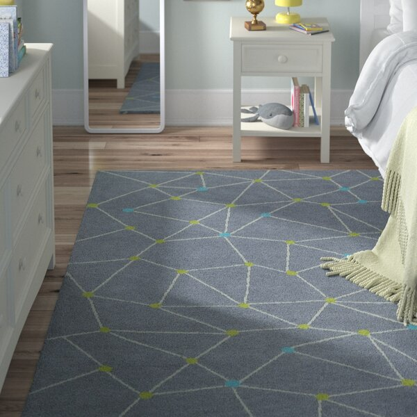 Marilyn Gray Area Rug by Viv + Rae
