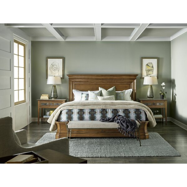 Zadie Configurable Bedroom Set by Rosalind Wheeler