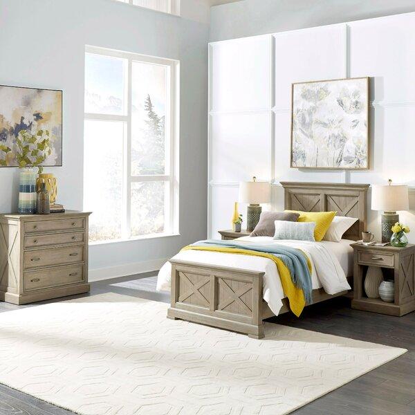 Darin Lodge 3 Piece Bedroom Set by Gracie Oaks