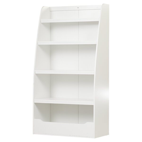Besse Kids 4 Shelf 60 Bookcase by Viv + Rae