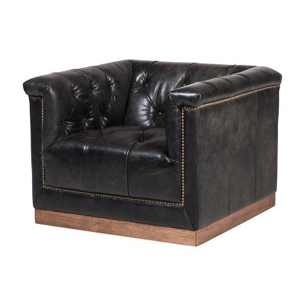 Kati Swivel Club Chair by Loon Peak