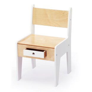 Mini-Drawer Kids Desk Chair by Offi