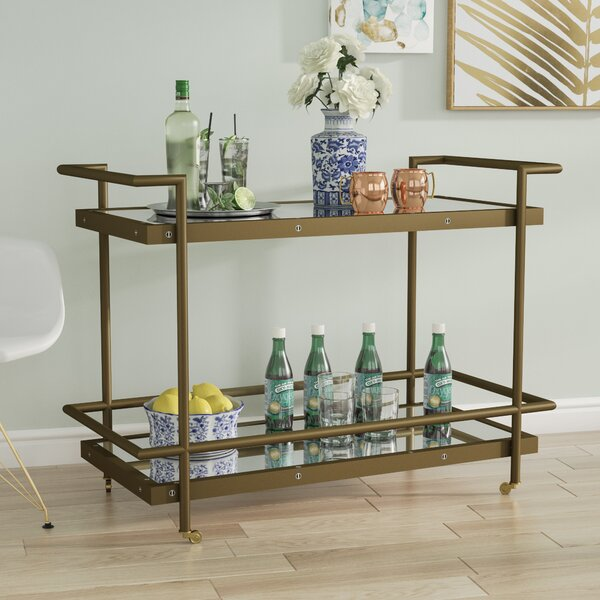 Devonna Bar Cart by Willa Arlo Interiors