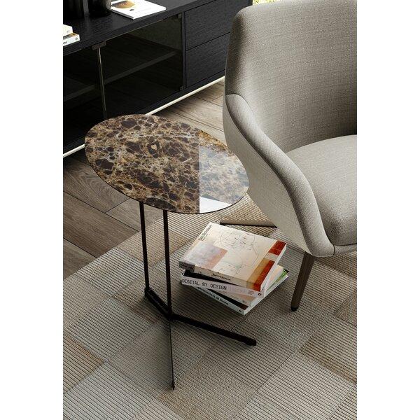 Cabrini End Table By Modloft Black