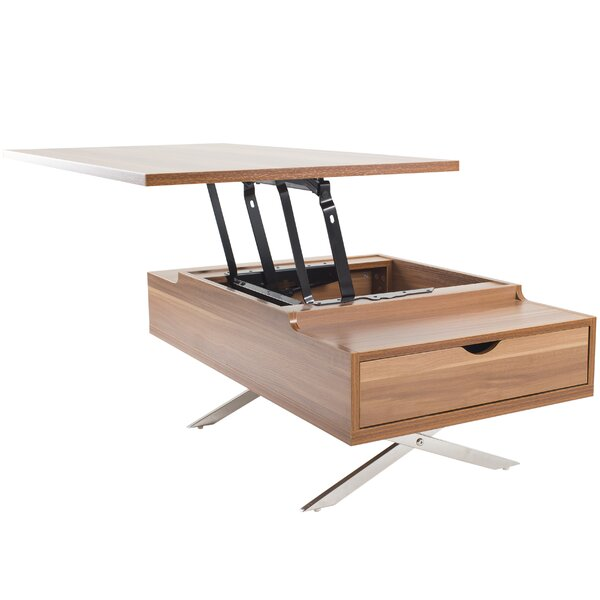 Modern Rectangle Wide Over 40 In Lift Top Coffee Tables Allmodern