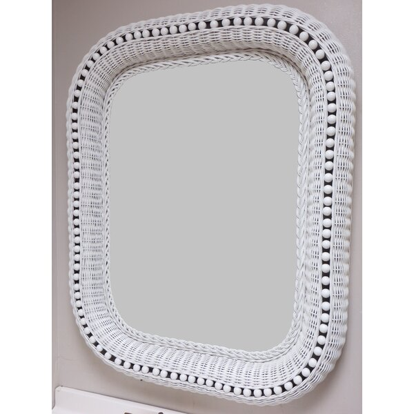 Eckman Classic Accent Mirror Frame by August Grove