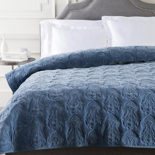 Quan Quilt by Darby Home Co