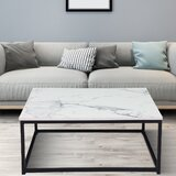 Allis Frame Coffee Table by 17 Stories