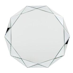 Orren Ellis Peeples Accent Mirror