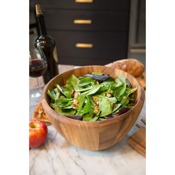 Gourmet Salad Bowl by Ironwood Gourmet