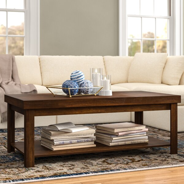 Pooler Coffee Table by Three Posts Three Posts
