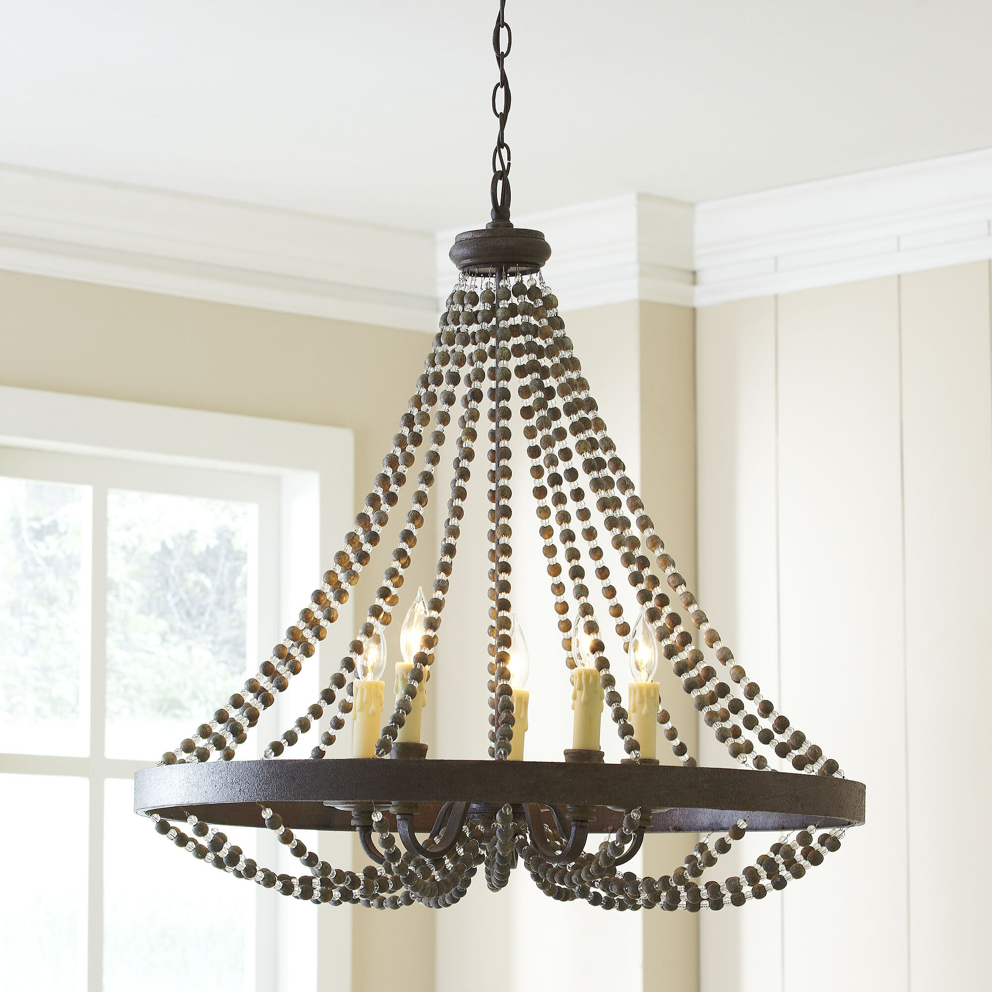 mason wooden pottery barn full bead drop wood rectangular chandelier me size foodjoy glass elena page jar