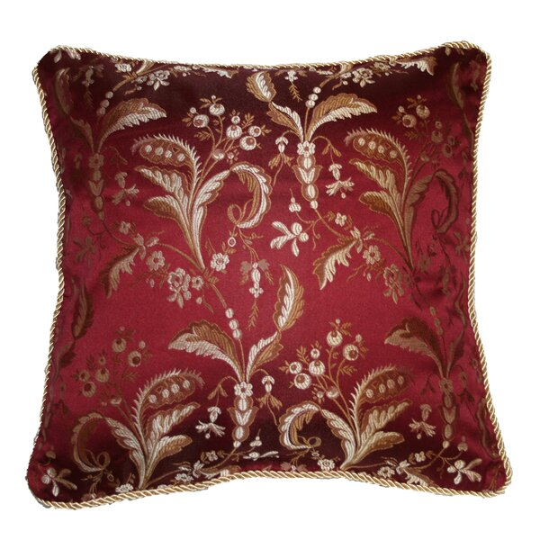 Calabria Design Decorative Pillow Cover by Three Posts