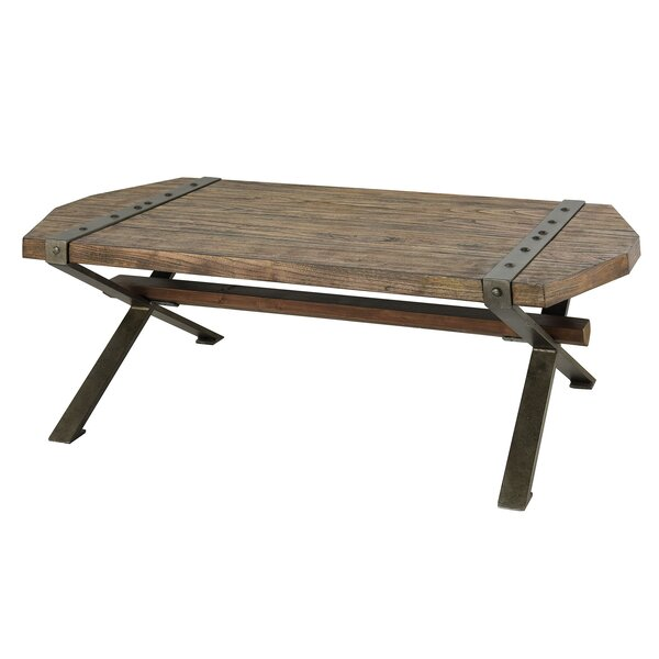 Jase Coffee Table By Williston Forge