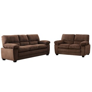 Abren 2 Piece Standard Living Room Set by Red Barrel Studio®