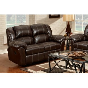 Kishmar Reclining Loveseat Red Barrel Studio