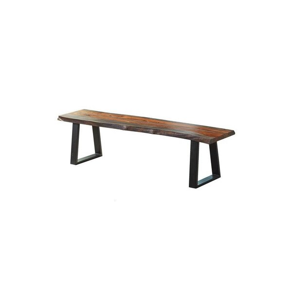 Colby Wood Bench by 17 Stories