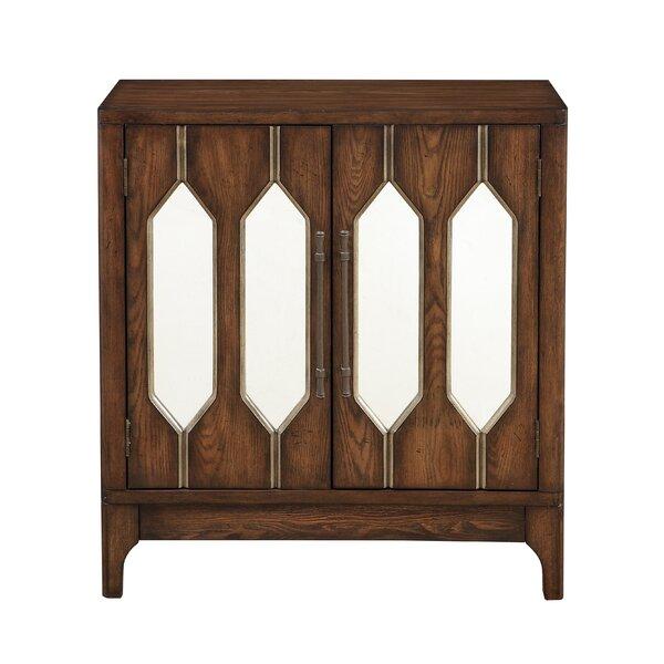 Ethelinde 2 Door Accent Cabinet by Bloomsbury Market