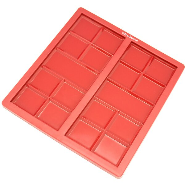 2 Cavity Silicone Mold Pan by Freshware