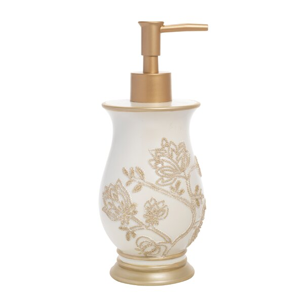 Maddie Lotion Dispenser by Popular Bath