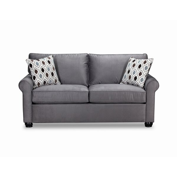 Search Sale Prices Simmons Upholstery McGugin Loveseat by Winston Porter by Winston Porter