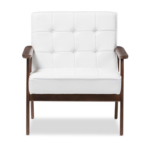 Alfson Armchair by Gracie Oaks