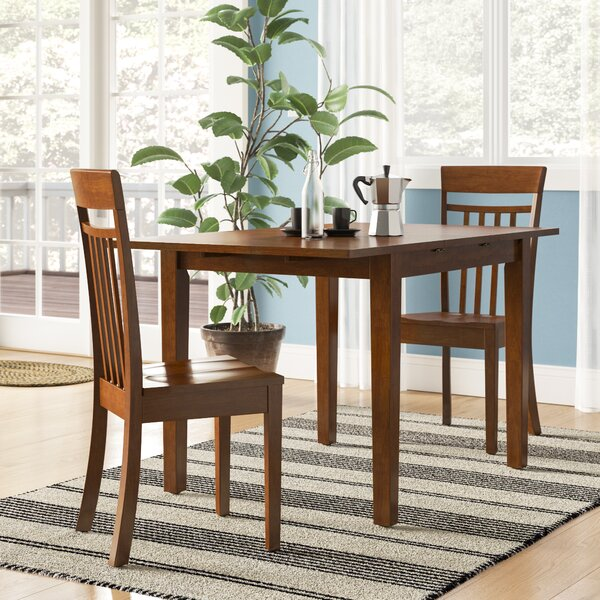 Balfor 3 Piece Extendable Dining Set by Andover Mills