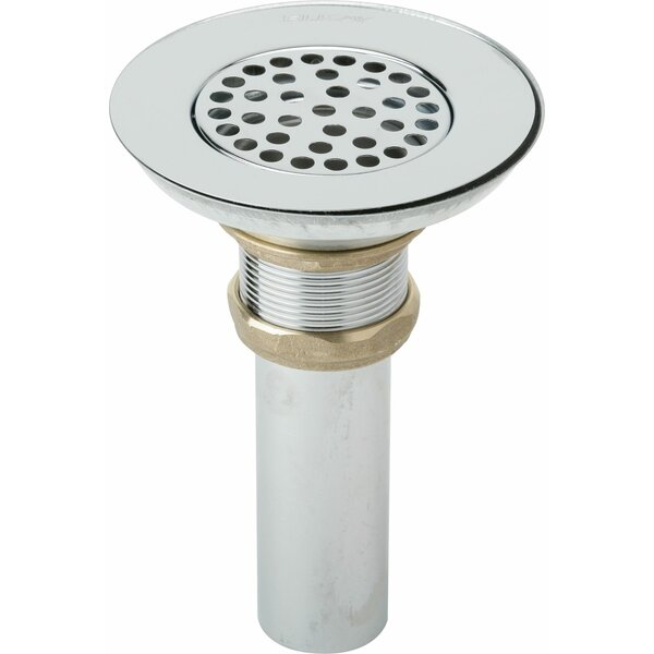 1.5 Grid Shower Drain by Elkay