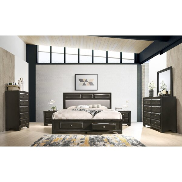 Beagan Platform 6 Piece Bedroom Set by Winston Porter