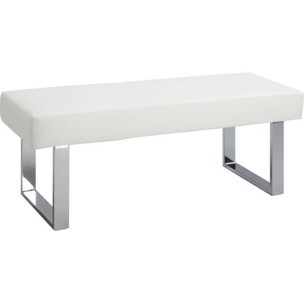 Linden Upholstered Bench By Wade Logan by Wade Logan Purchase