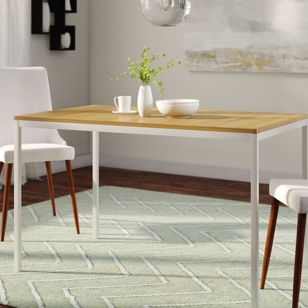 Walser Dining Table by Wrought Studio