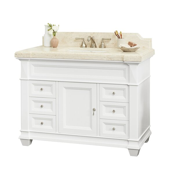 Torino 49 Single Bathroom Vanity Set by Ronbow