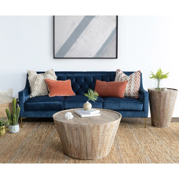 Norton Coffee Table With Tray Top By Foundry Select