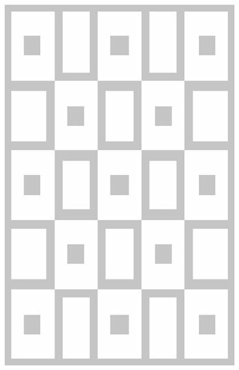 Mcgonigal Contemporary White/Gray Area Rug by Orren Ellis