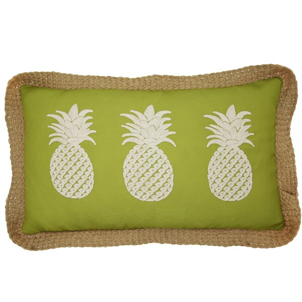 Pano Outdoor Lumber Pillow by Bay Isle Home