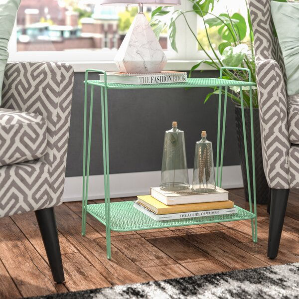 Byram End Table By Wrought Studio
