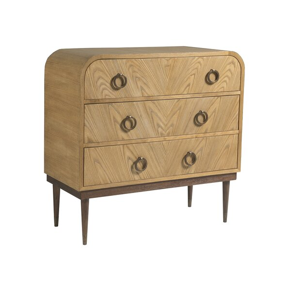 Signature Designs Phoebe 3 Drawer Accent Chest