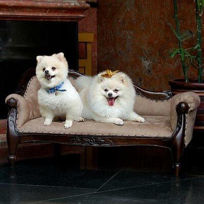 Clara Victorian Dog Sofa by Tucker Murphy Pet