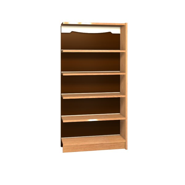 Glacier Standard Bookcase By Ironwood Top Reviews