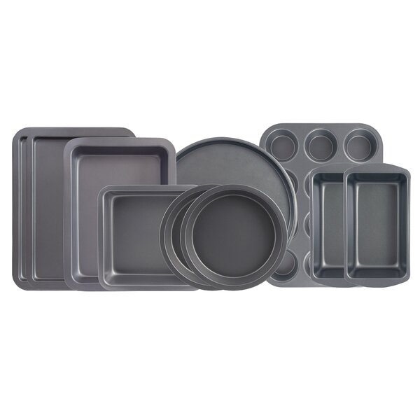 10 Piece Non-Stick Bakeware Set by Range Kleen