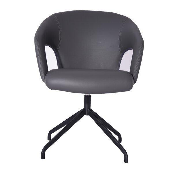 Aziz Upholstered Arm Chair (Set of 2) by Brayden Studio Brayden Studio