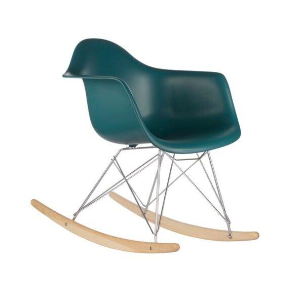 Eula Rocking Chair by Corrigan Studio