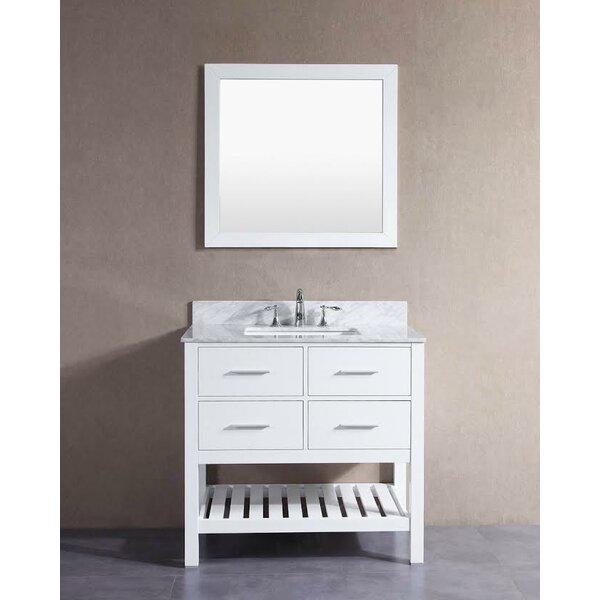 Signature Series 36 Single London Bathroom Vanity Set by Belvedere Bath