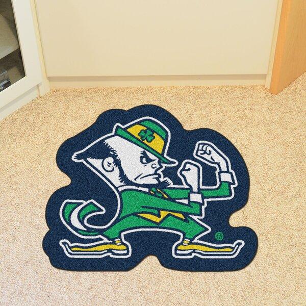 NCAA Notre Dame Mascot Mat by FANMATS