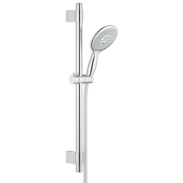 Starlight Power&Soul Handheld Shower Head with SpeedClean Nozzles by GROHE GROHE