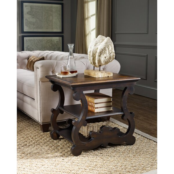 Treviso End Table by Hooker Furniture