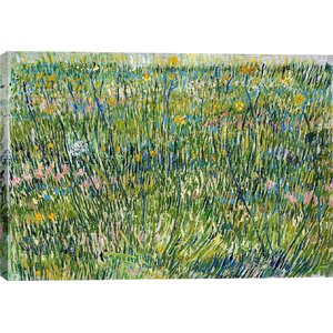 'Patch of Grass' by Vincent van Gogh Graphic Art Print by East Urban Home