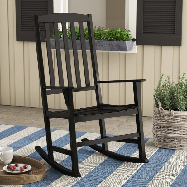 Fordyce Rocking Chair by Andover Mills