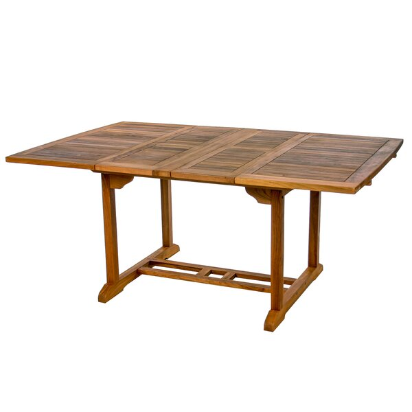 Teak 5 Piece Dining Set by All Things Cedar